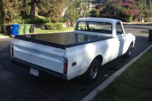 Chevrolet : C-10 LS Swap and Overdrive