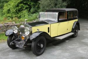 1931 Rolls-Royce Phantom II Barker Limousine de Ville 182GY