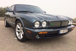 Jaguar XJR 4 0 Supercharged 2002 4D Sedan 5 SP Automatic 4L Supercharged in Chelsea, VIC