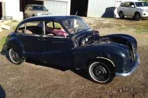 BMW 501A 2 0 1954