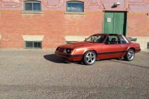 Ford : Mustang T-top Coupe GL