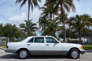 Mercedes-Benz : 400-Series 420 SEL