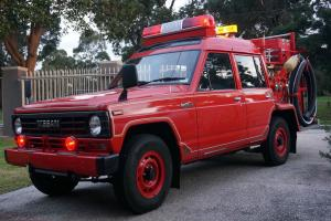 Nissan Fire Truck Rare AND Original in Burwood, VIC Photo