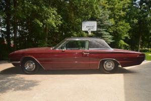 Ford : Thunderbird Landau