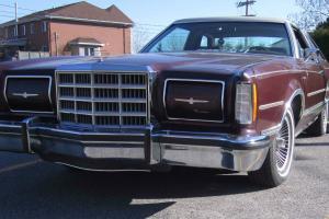 Ford : Thunderbird 2-dor