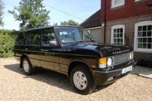 1994 Range Rover Classic Vogue LSE