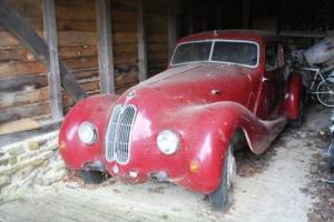 1947 Bristol 400 Coupé