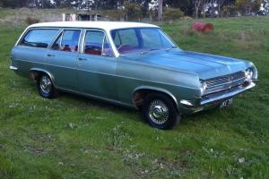 Holden HD Premier Wagon Barn Find NOT FJ FB EH HR HK Photo