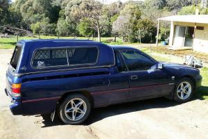 Holden Commodore 1998 UTE 4 SP Automatic 3 8L Multi Point F INJ in Euroa, VIC