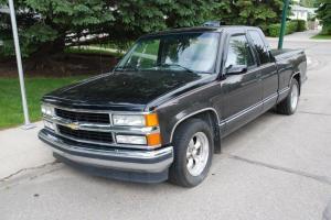 Chevrolet : C/K Pickup 1500