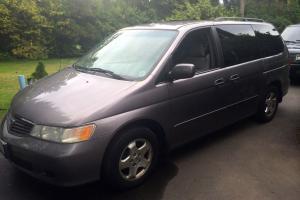 Honda : Odyssey EX