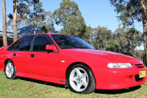 HSV Clubsport 1997 4D Sedan 5 SP Manual 5L Multi Point F INJ in Goulburn, NSW Photo