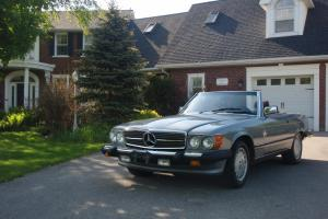 Mercedes-Benz : SL-Class 560 SL CONVERTIBLE With HardTop
