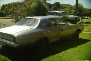 1972 Chryler VH 245 Hemi Valiant Regal Sedan ONE Owner Needs Restoration