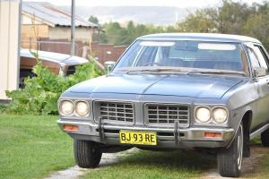 1973 Holden HQ Statesman Deville in Portland, NSW