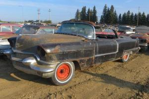 Cadillac : Other Coupe De Ville Convertible