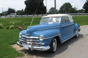 Plymouth : Other P15c Collector Cars