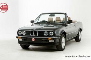 BMW E30 325i Convertible Photo