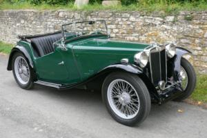 1947 MG TC - Lovely Original Example - 3 Owners From New