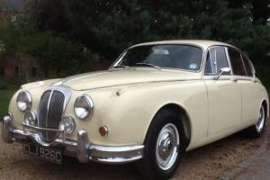 "Jaguar / Daimler MK II 250 ""Auto""MAJOR OVERHAUL /RESTORATION OVER £15,000"