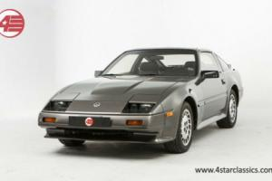 FOR SALE: Nissan 300 ZX Turbo. A US spec LHD 300ZX with a huge list of options.