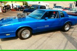 Chevrolet : Monte Carlo SS RWD Muscle Car With 630HP