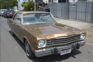 Plymouth 440 BIG Block 727 Auto Coupe in Kingston, QLD