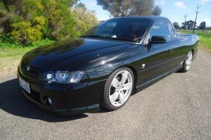 2003 VY SS Commodore Utility 53000 K'S Immaculate Clubsport Options Suit VE in Evanston Park, SA