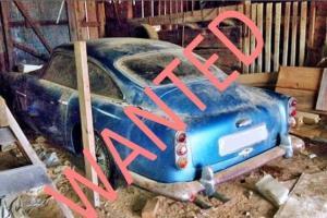 Barn Find Aston Martin Jaguar Porsche in Sutherland, NSW