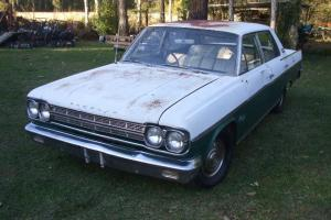 1966 Rambler Classic 287 V8 Auto in Medowie, NSW Photo