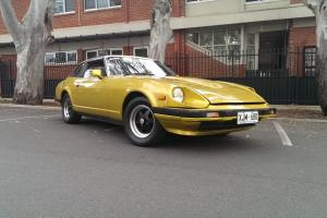 Datsun 280ZX 2 2 T BAR Roof 1981 2D Coupe 5 SP Manual in Norwood, SA Photo