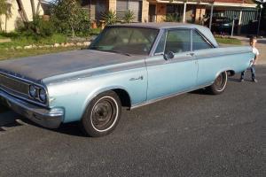 1965 Dodge Coronet 2 Door Coupe ALL Original 318 Auto Mopar in Hillarys, WA