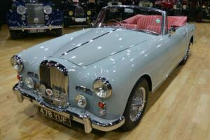 1960 Alvis TD21 Convertible 3.0 Litre Photo