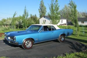 Pontiac : GTO CONVERTABLE