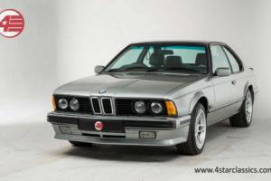 FOR SALE: BMW E24 635 CSi High line 6 series