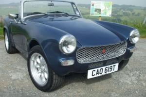 1979 t reg MG Midget 1.5 low miles 55000 fully restored wide arch model met blue