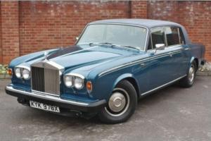 Rolls-Royce Silver Wraith LPG Conversion V8 PETROL AUTOMATIC 1982/X