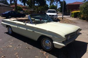 Buick 1962 Skylark Hurstequipped Convertible