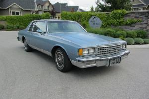 Chevrolet : Caprice Classic Coupe 2-Door Photo