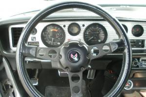 Pontiac : Trans Am T-Top deluxe interior