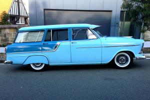 1959 Holden Wagon in Randwick, NSW Photo