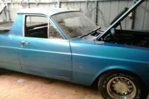 Ford Falcon 500 1968 UTE 3 SP Automatic 5L Carb