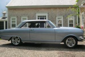 Chevrolet : Nova SS