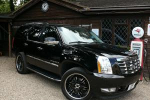 Cadillac Escalade 6.2 VVT SPORT LUXURY BLACK