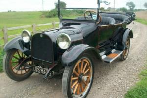1916 Dodge 30 - 35hp Edwardian Tourer.