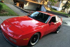 Porsche : 944 turbo S