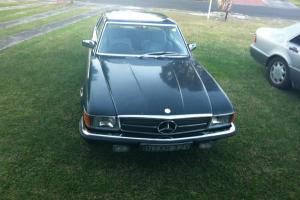 1981 Mercedes Benz 380 SLC Coupe