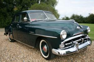 Plymouth Cambridge 1952, Rare,Restored Car in Concours Condition