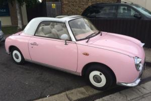 Nissan FIGARO AUTOMATIC CONVERTIBLE