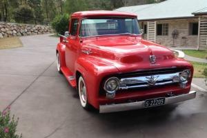 1956 Ford F100 Custom CAB Fordomatic